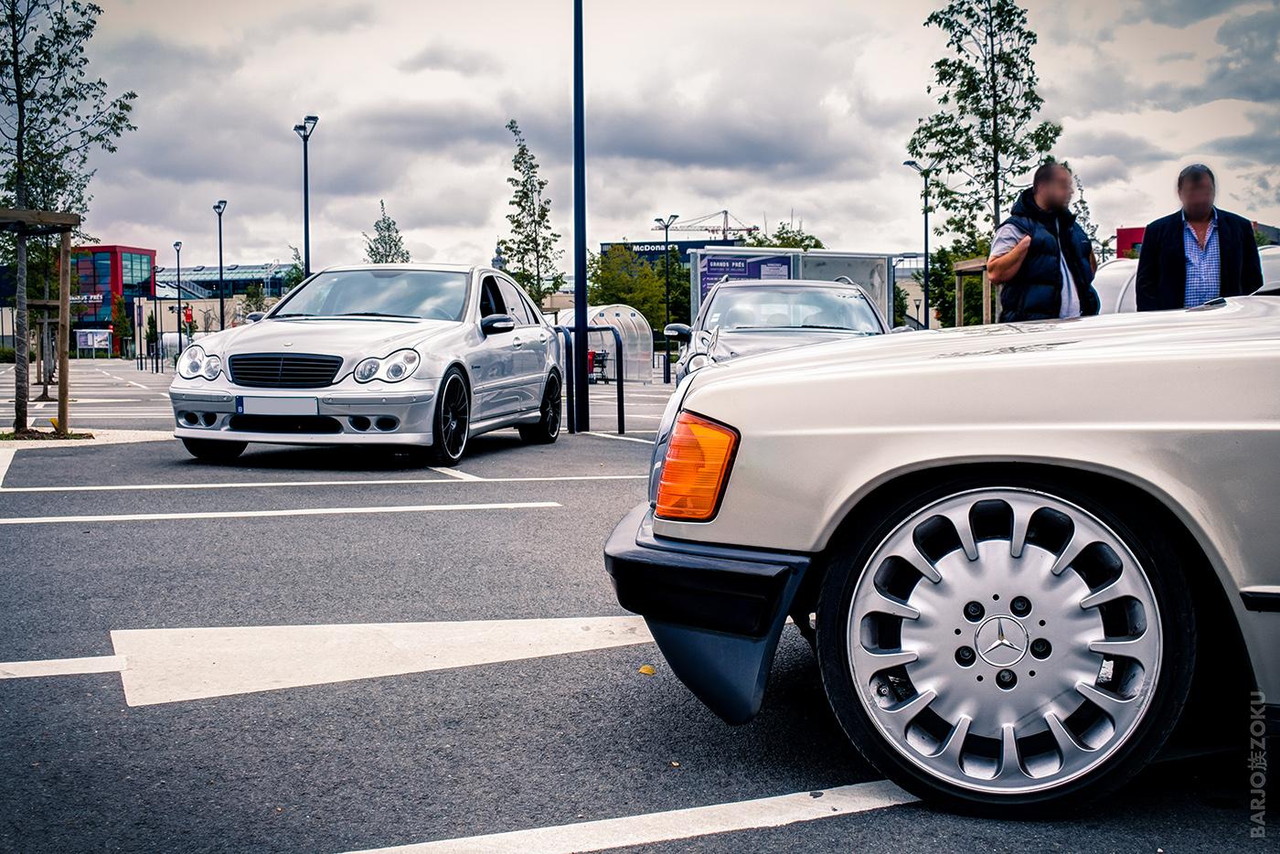 Photo Mercedes-Benz de Adrien Cordier 1