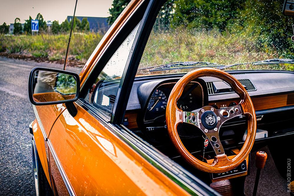 VW Derby orange 2